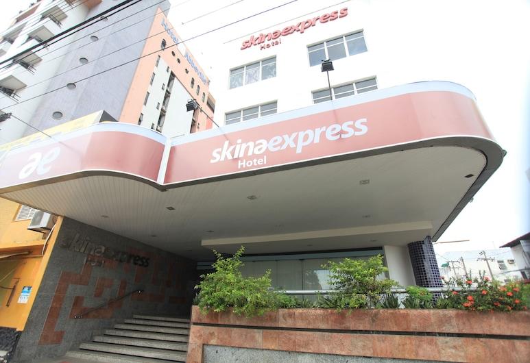 Skina Express Hotel, Sao Luis, Fachada del hotel
