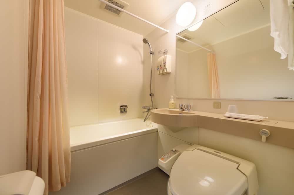 Jednokrevetna soba, za pušače - Kupaonica