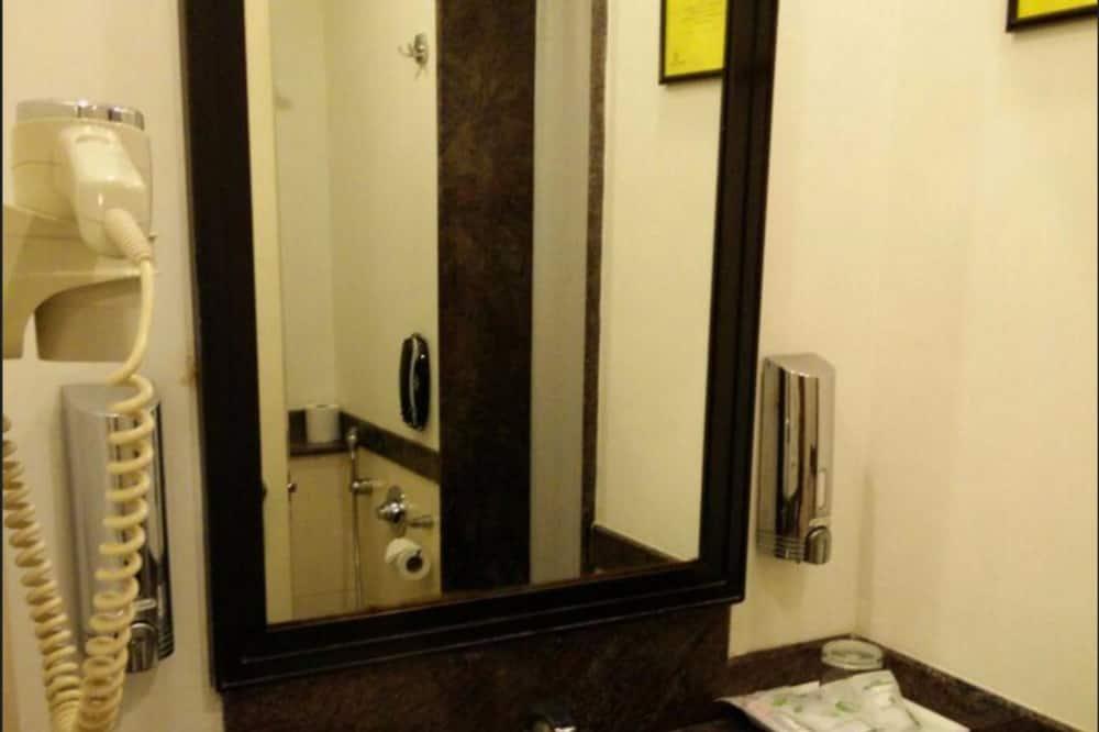 商務客房 - 浴室