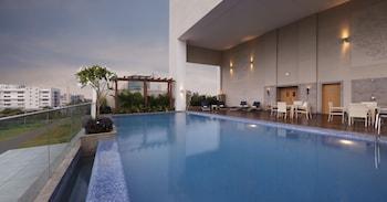 Foto van Lemon Tree Hotel Gachibowli Hyderabad in Hyderabad