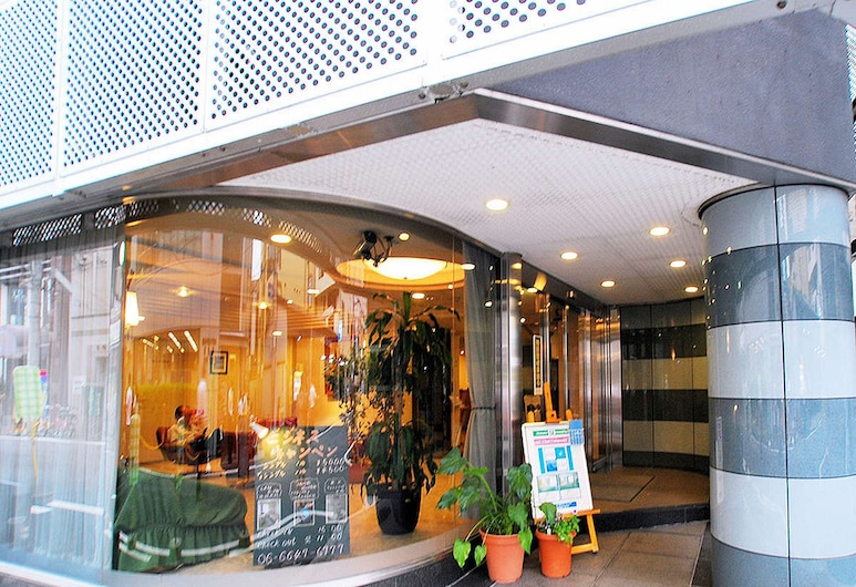 ホテル ル・ボテジュールナンバ, 大阪市, スタンダード ダブルルーム 禁煙, 部屋