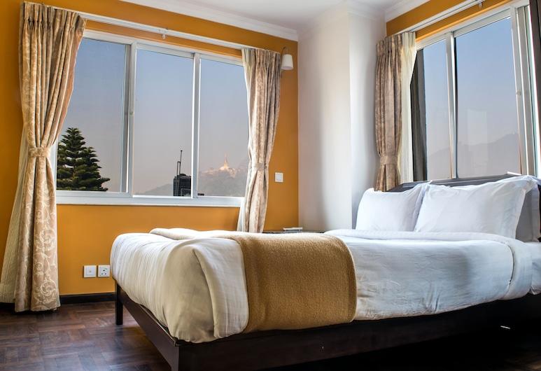 度假酒店式公寓, 加德滿都, 奢華公寓, 2 間臥室, 廚房, 城市景, 客房