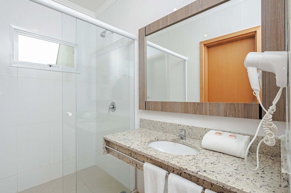 Standard Twin - Bathroom