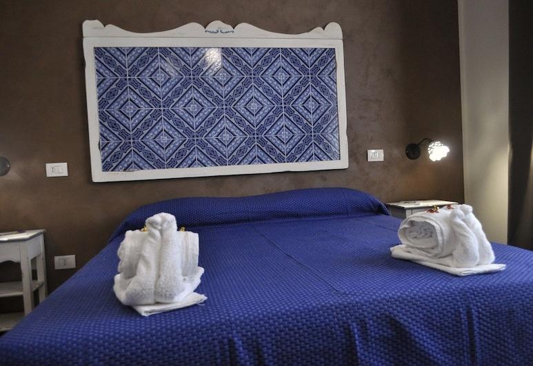Stupor Mundi Bed and Breakfast, Palermo, Deluxe Tek Büyük Yataklı Oda, Oda