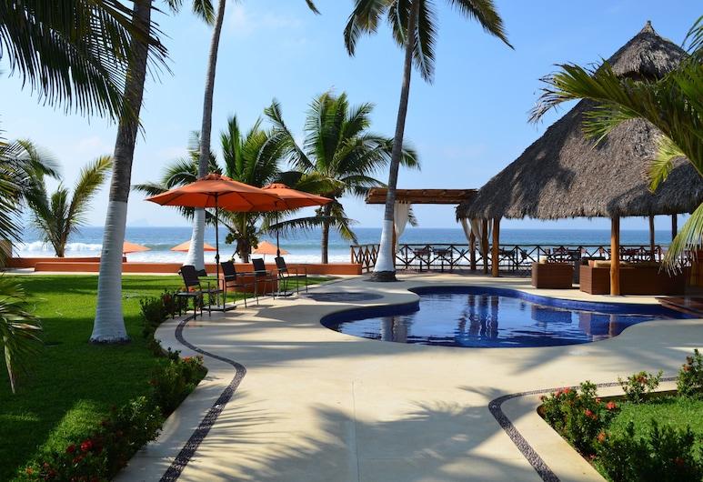 Chantli Mare, Boca de Iguanas, Outdoor Pool