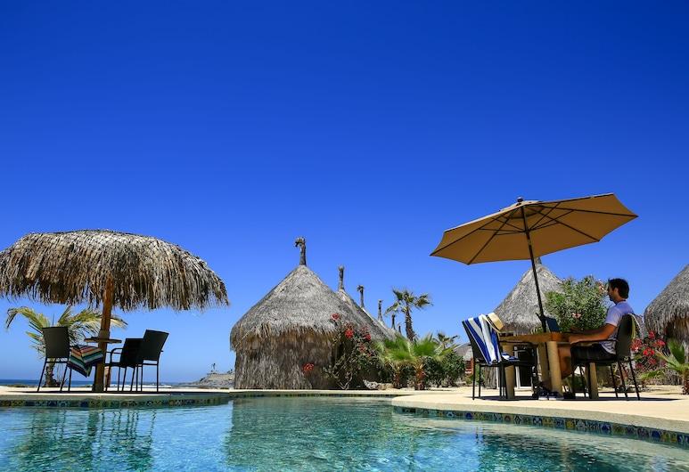 Mayan Village Beach Front Hotel, El Pescadero, Outdoor Pool