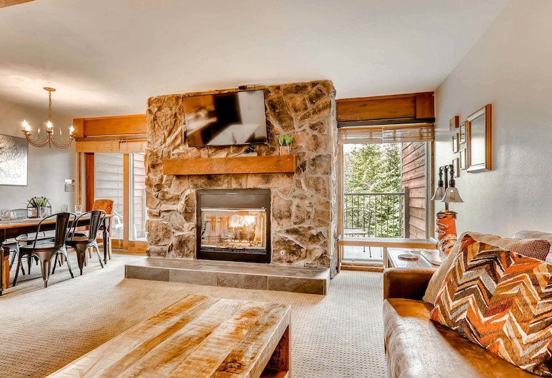 Sawmill Creek Condos by Ski Country Resorts, Breckenridge, Living Area