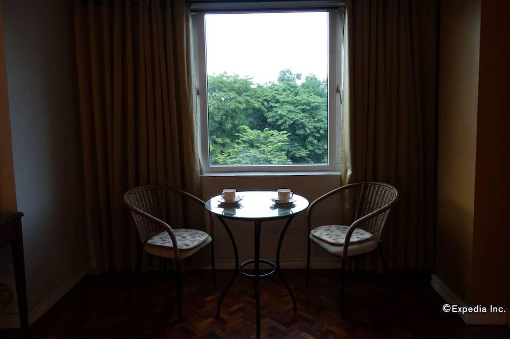 Standard Δίκλινο Δωμάτιο (Double) - Γεύματα στο δωμάτιο
