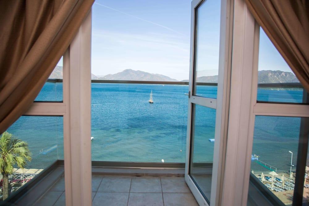 Štandardná izba, výhľad na more - Balkón