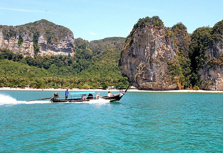 Railay Viewpoint Resort, Krabi, Spiaggia