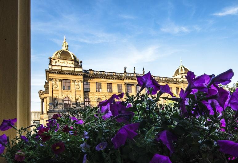 Wenceslas Square Hotel, Praha, Vaizdas iš viešbučio