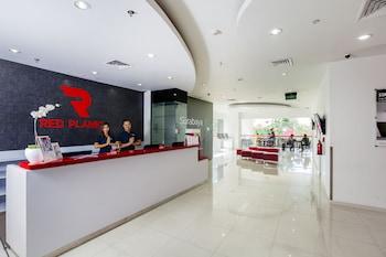 泗水泗水紅色星球酒店的圖片