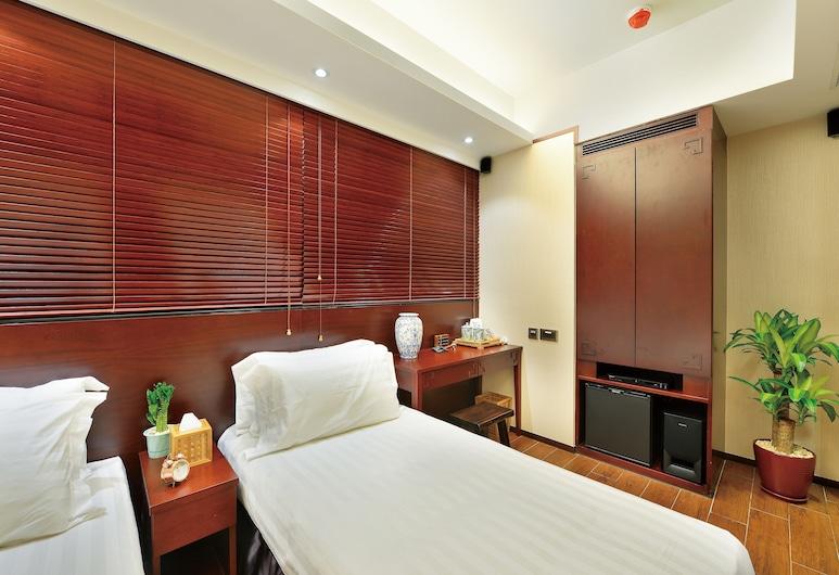 漁村紅酒店 (前名樂居), 九龍, 豪華雙人或雙床房, 客房