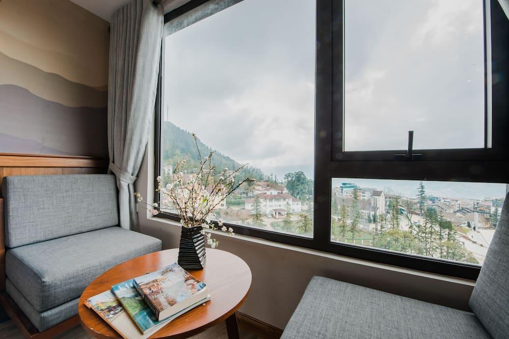 Panorama-Zimmer - Bergblick