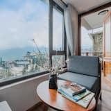 Panorama-Zimmer - Terrasse/Patio