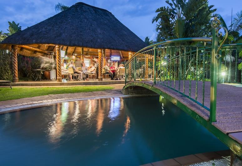 The Royal Villas Swaziland, Lobamba, Teres/Laman Dalam