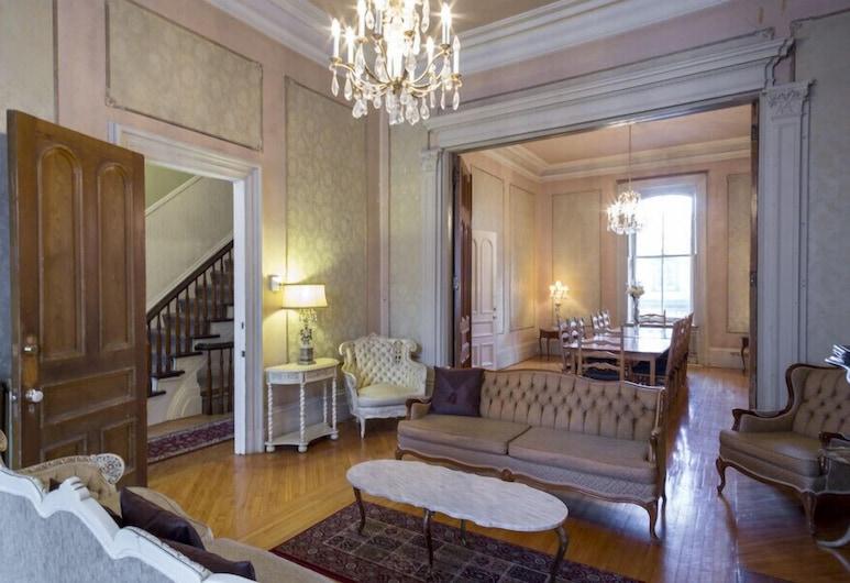 Les Maisons Montcalm, Quebec, Luxury külaliskorter, 4 magamistoaga, Lõõgastumisala