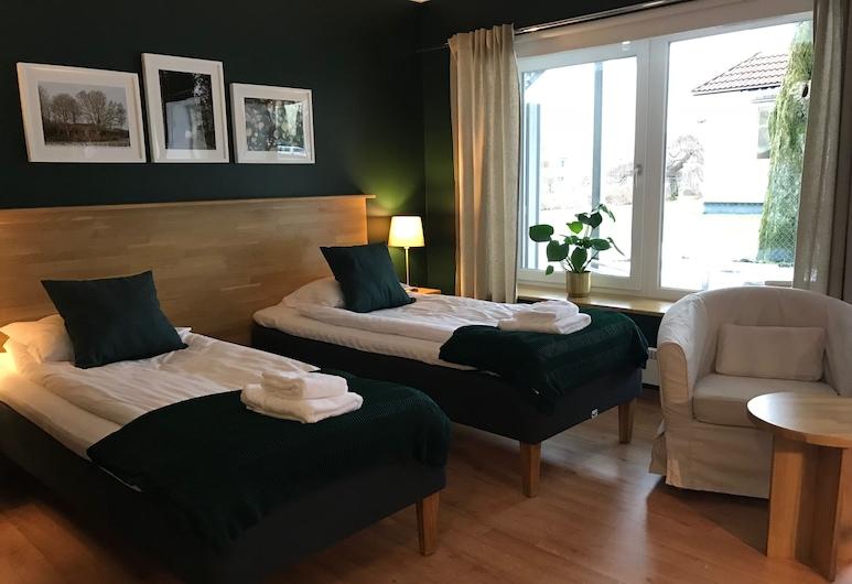 Pensionat Kajutan, Satila, dvivietis kambarys su atskiromis lovomis, Svečių kambarys