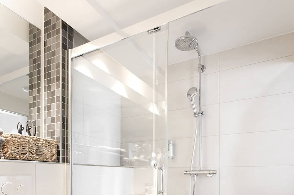 Doppia Deluxe (with Private bathroom and whirlpool) - Bagno