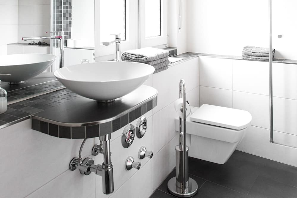 Singola Deluxe (with private bathroom) - Bagno