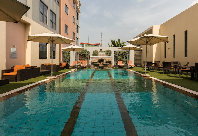 Protea Hotel by Marriott Ikeja Select, Lagos, Alberca