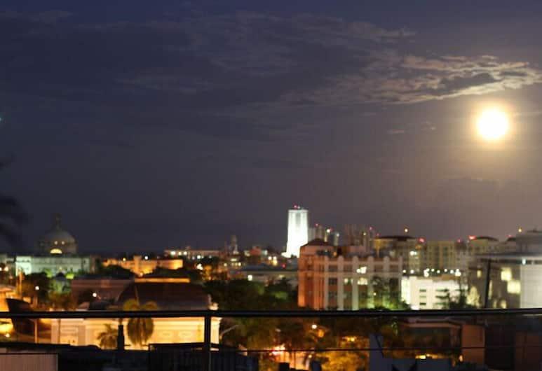 Da'House Hotel, San Juan, Kilátás a hotelből
