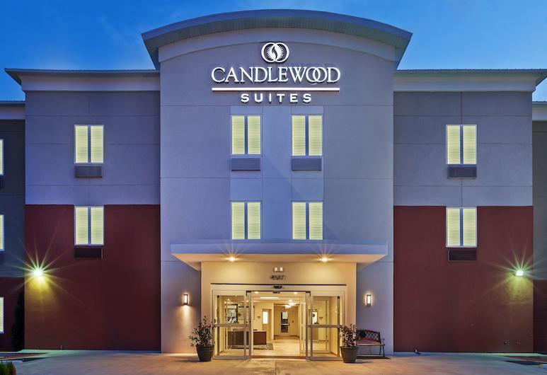 Candlewood Suites San Angelo TX, San Angelo, Pohľad na hotel – večer/v noci