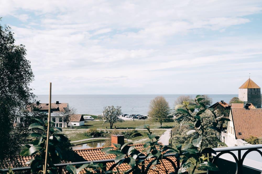 Полулюкс - Вид на пляж/ океан