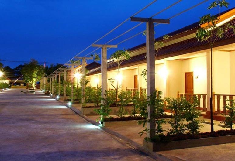 Oasis Resort, Krabi, Terrein van accommodatie