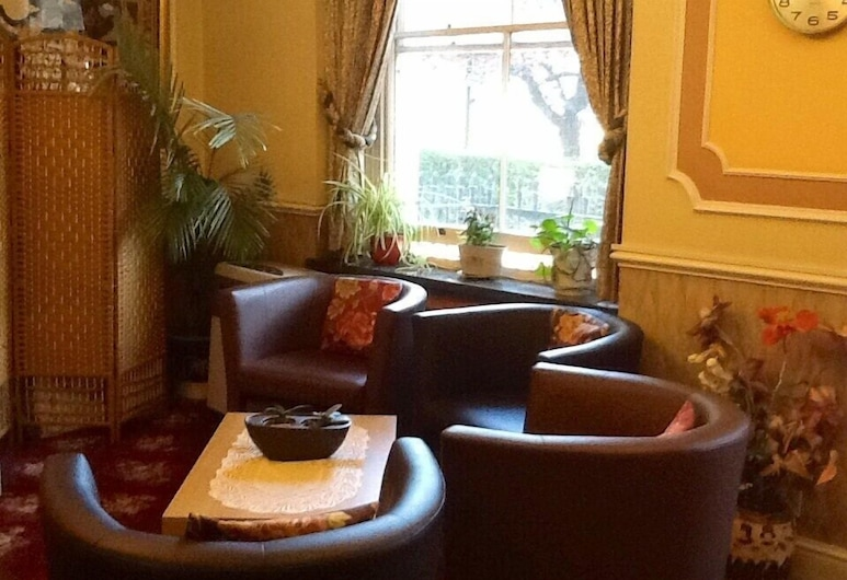Mandalay Picton House Hotel, London, Lobby Sitting Area
