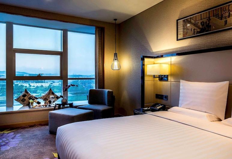 Pullman Qingdao Ziyue, Qingdao, Deluxe Suite, 1 King Bed, Guest Room