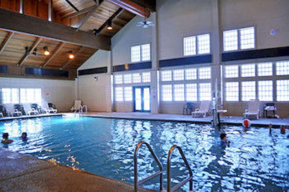 Starved Rock Lodge Conference Center Ogy Indoor Pool