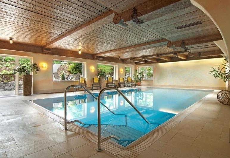 Hotel Nesselwanger Hof, Нессельванг, Закрытый бассейн
