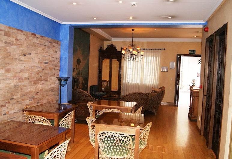 Hotel El Conventin, Villaviciosa, Vestibiulio laukiamasis