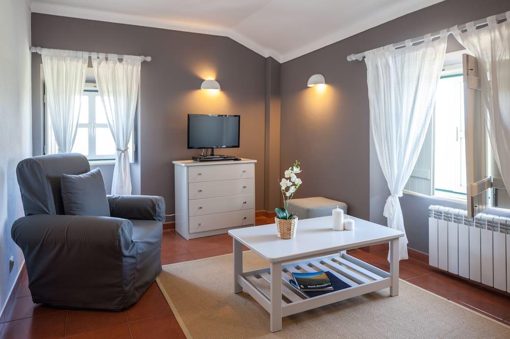 Villa, 1 Bedroom - Living Area