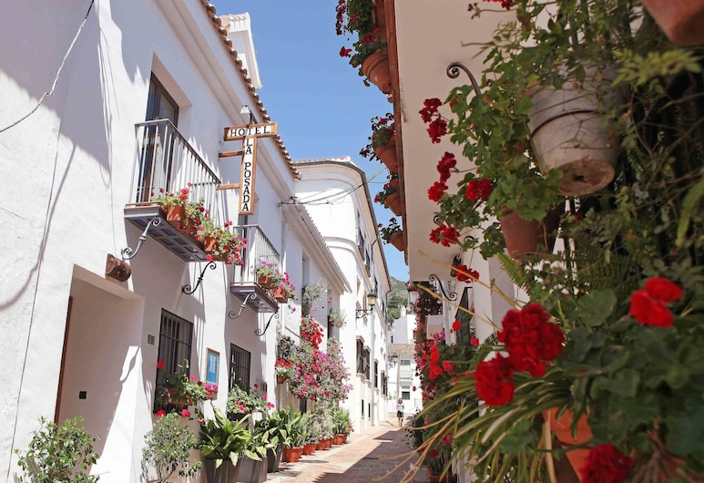 Hotel La Posada, Benalmádena, הכניסה למלון