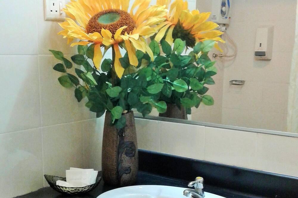 Super Deluxe Double - Vask på badeværelset