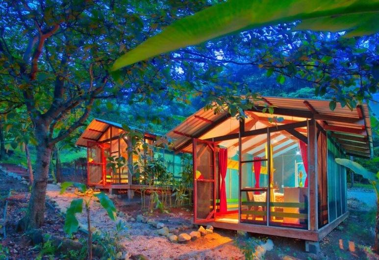 Jungles Edge, נוסרה, Glamping Hut, חדר אורחים