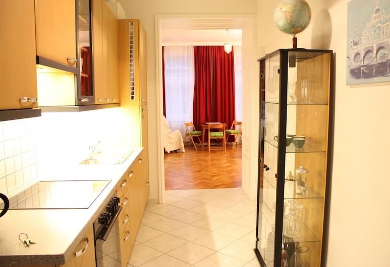 GoVienna Homelike City Apartment, Wenen, Appartement, 1 slaapkamer, Privékeuken