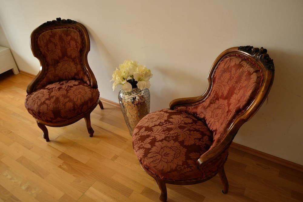 經典開放式客房, 1 張標準雙人床 - 客廳
