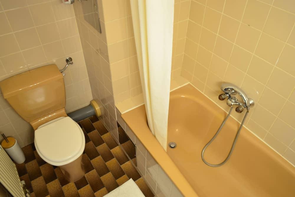 經典開放式客房, 1 張標準雙人床 - 浴室