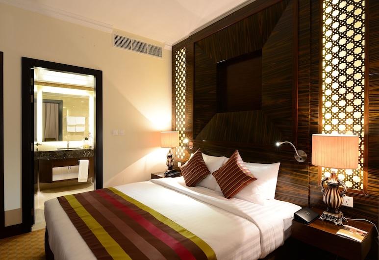 Landmark Premier Hotel, Dubajus, aukštesnės verslo klasės liukso numeris, Vaizdas iš svečių kambario