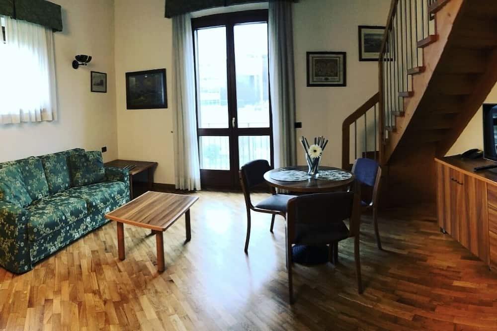 Condominio Confort, Varias camas - Sala de estar