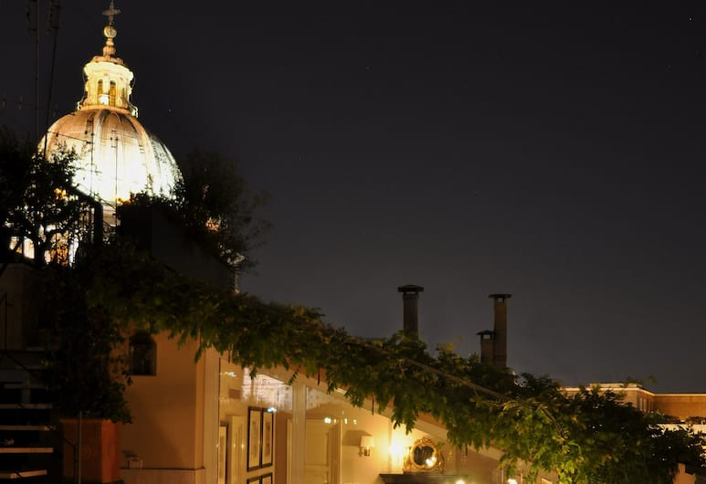 La Scelta di Goethe, Roma, Appartamento Luxury, terrazzo, vista città, Terrazza/Patio