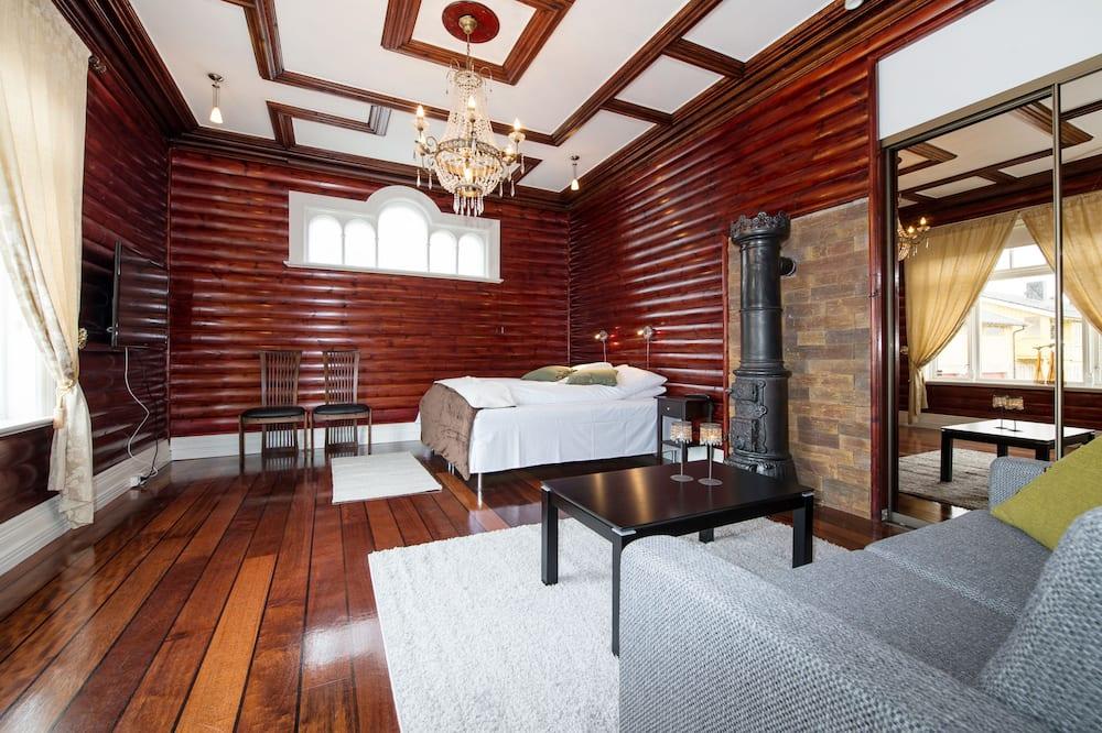 Apartemen Deluks, 2 kamar tidur - Kamar
