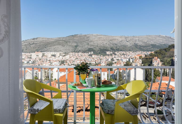Guest House Lile, Dubrovnik, Apartment With Balcony, City View, Rom