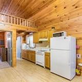 Huisje, niet-roken, keuken (Linens Not Provided, No Pets ) - Woonruimte