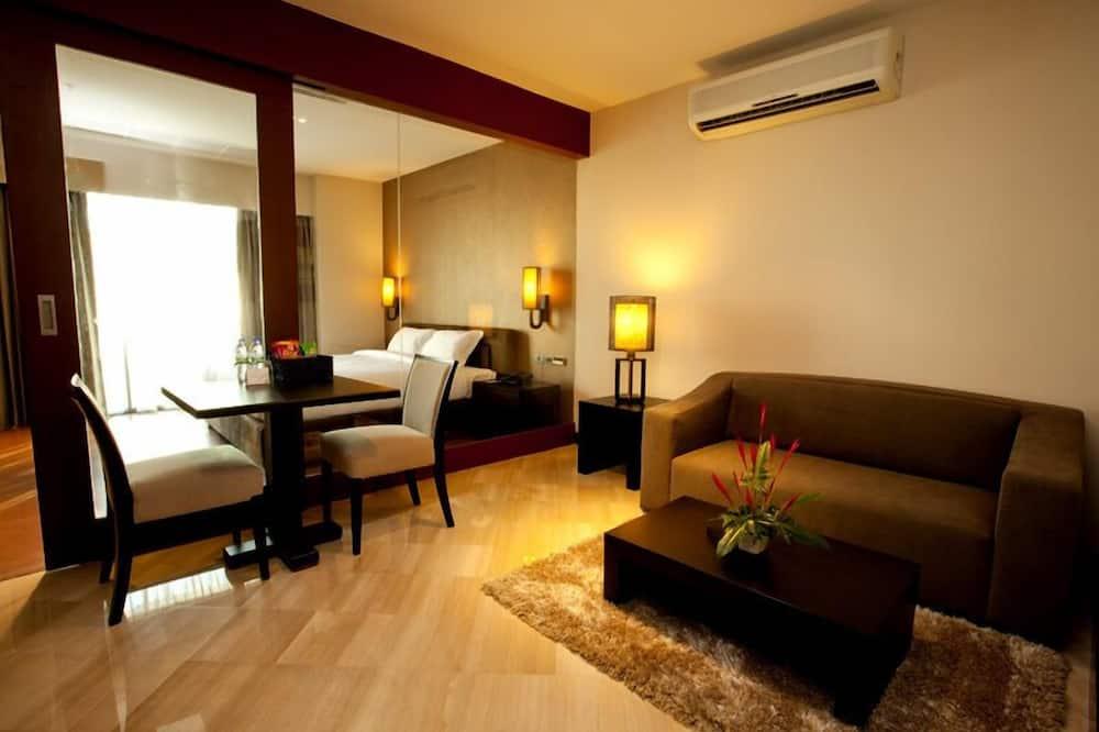Pietra Suite - Dzīvojamā istaba