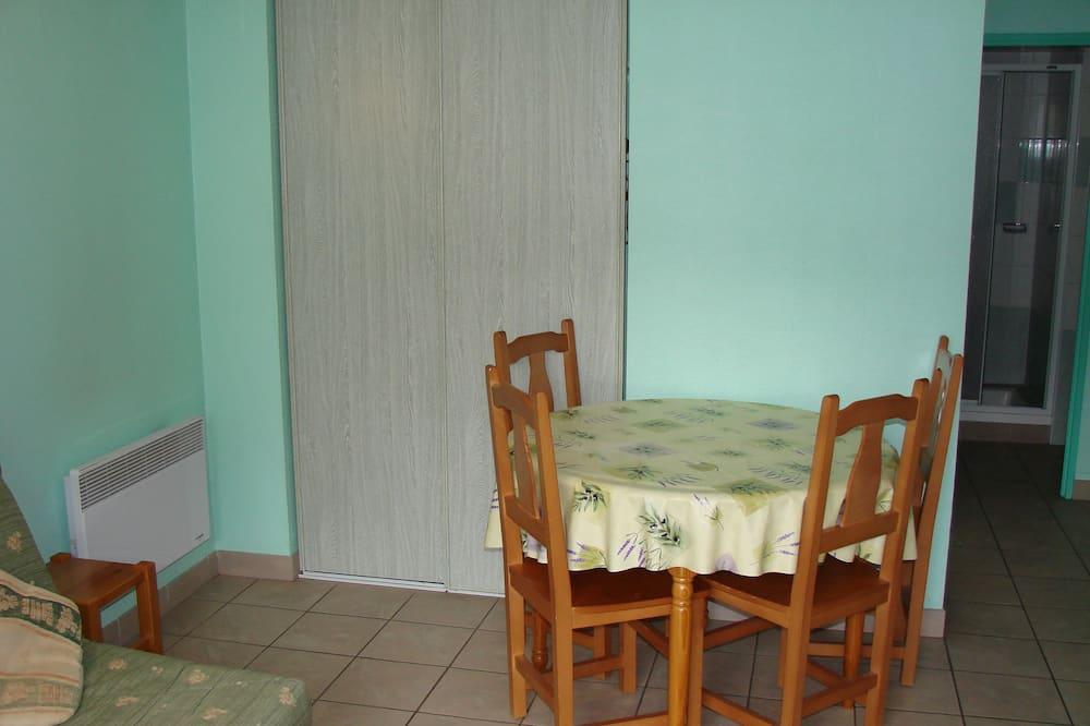 Апартаменты, 1 спальня - Гостиная