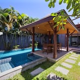 3 Bedroom Private Pool Villa - חדר